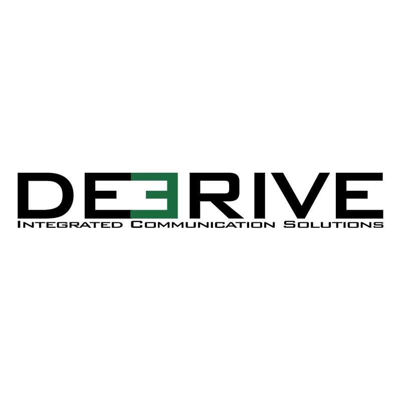 DEERIVE vector logo