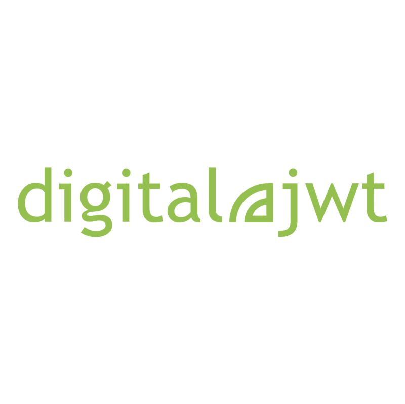 digital jwt vector logo