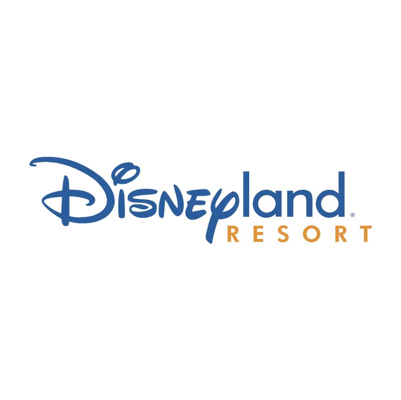 Disneyland Resort vector logo