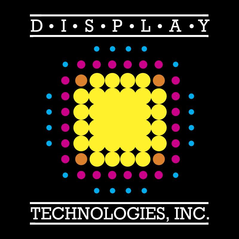 Display Technologies vector