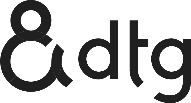 DTG vector logo