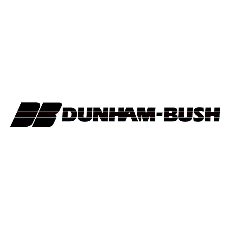 Dunham Bush vector logo