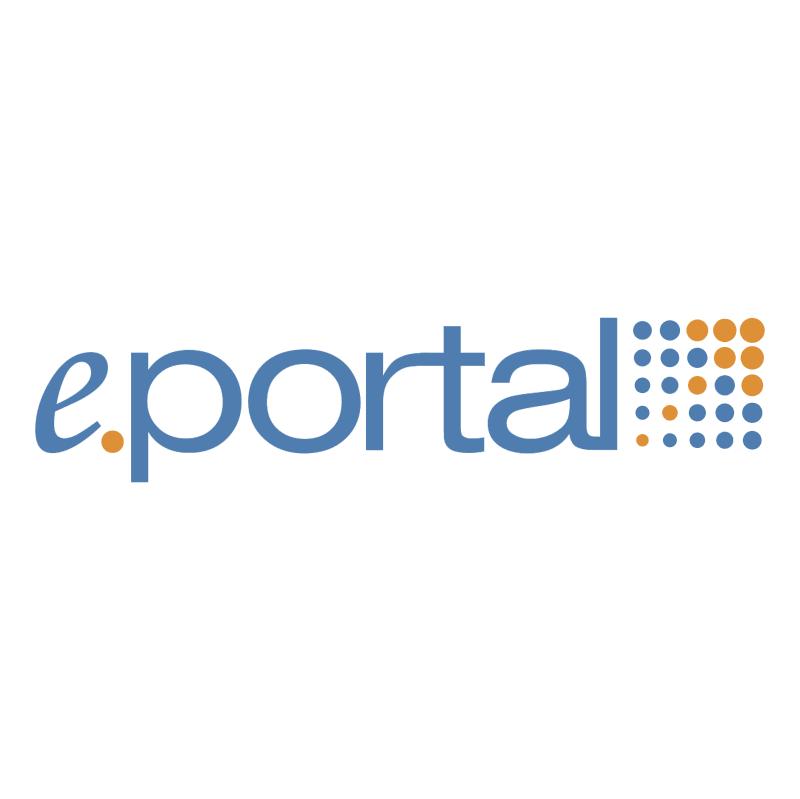 e portal vector logo