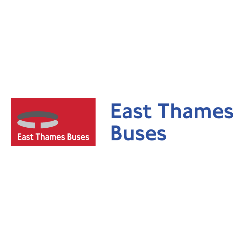 East Thames Buses vector