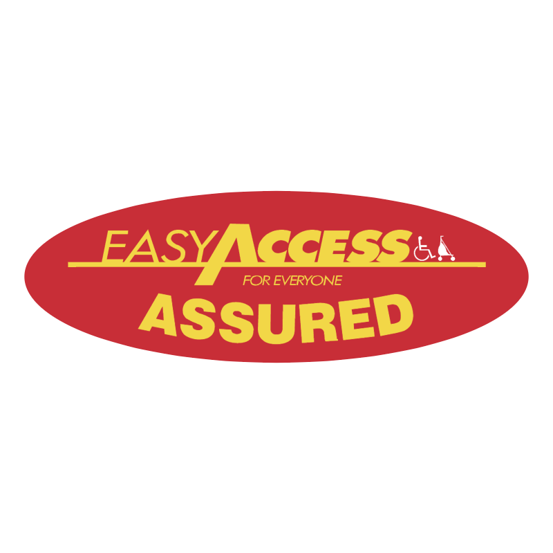 Easy Access For Everyone vector