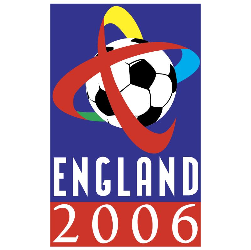 England 2006 vector