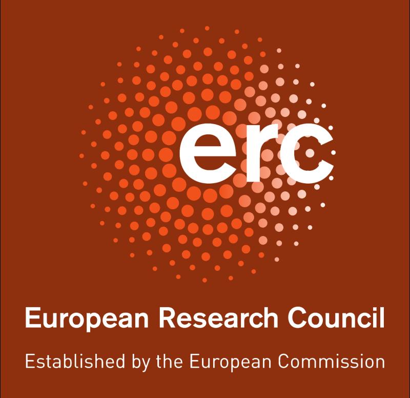 ERC European Research Council light vector