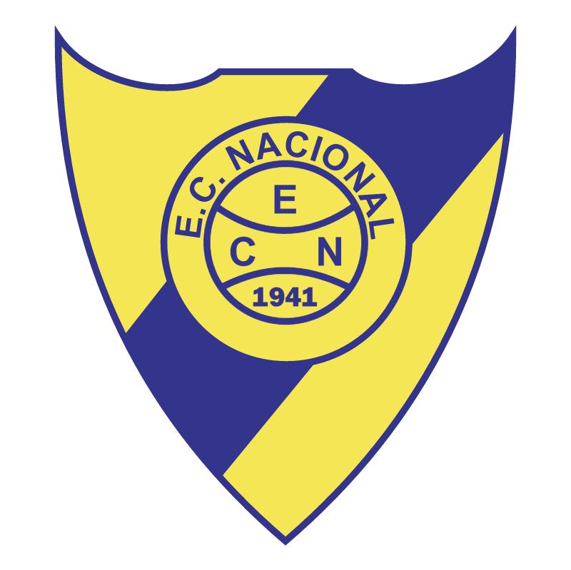 Esporte Clube Nacional de Cruz Alta RS vector