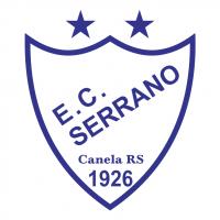 Esporte Clube Serrano de Canela RS vector