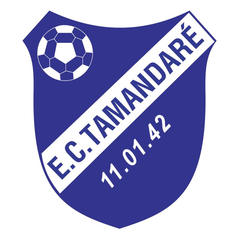 Esporte Clube Tamandare de Mostardas RS vector