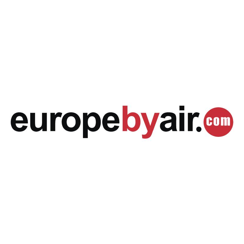 EuropeByAir com vector