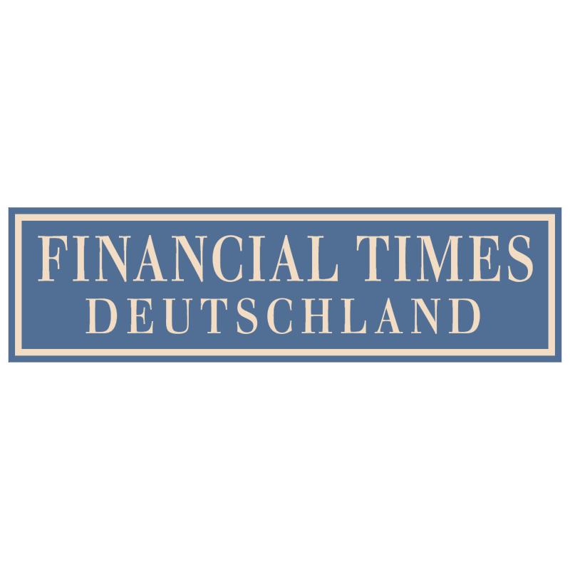 Financial Times Deutschland vector