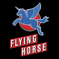 Flying Horse vector
