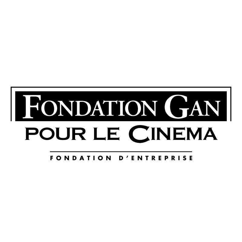 Fondation Gan Pour le Cinema vector