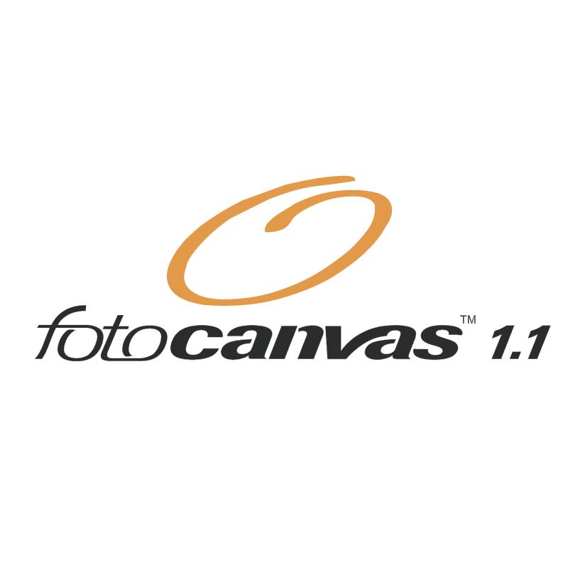 FotoCanvas vector logo