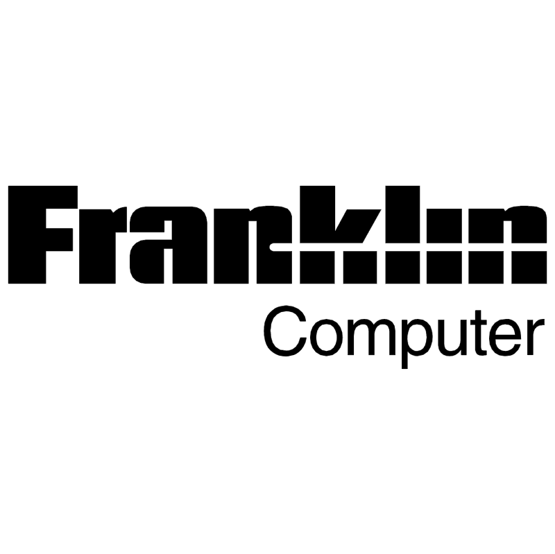 Franklin Computer vector