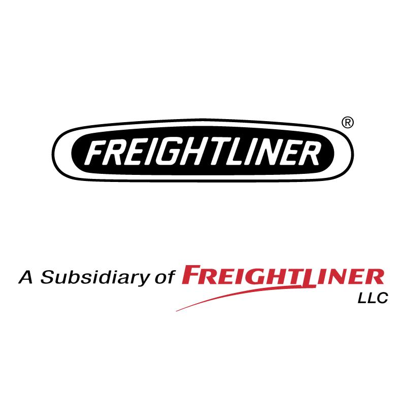 Freightliner vector
