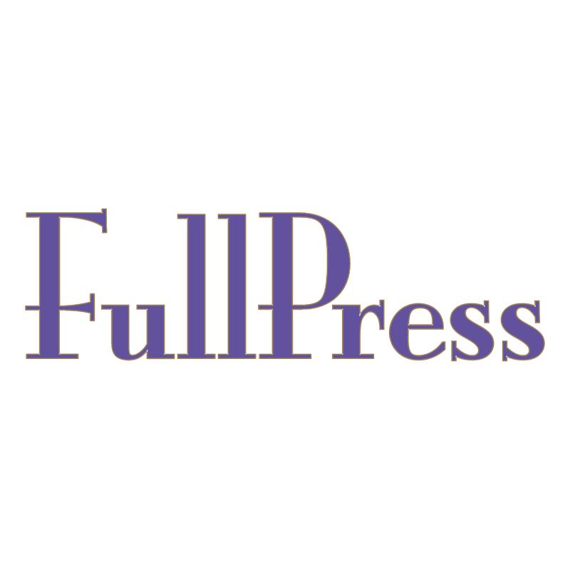 FullPress vector