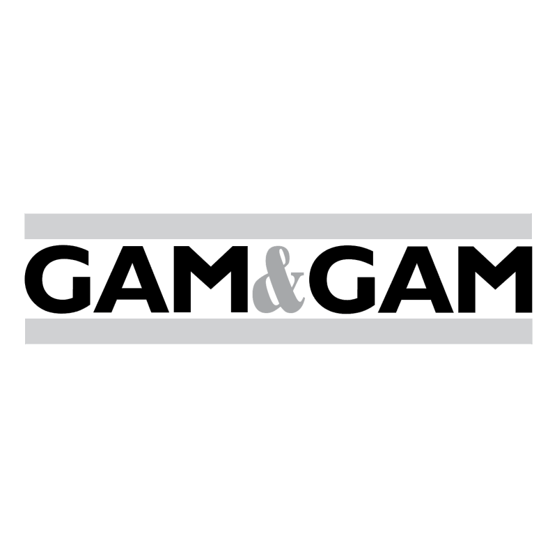 Gam & Gam vector