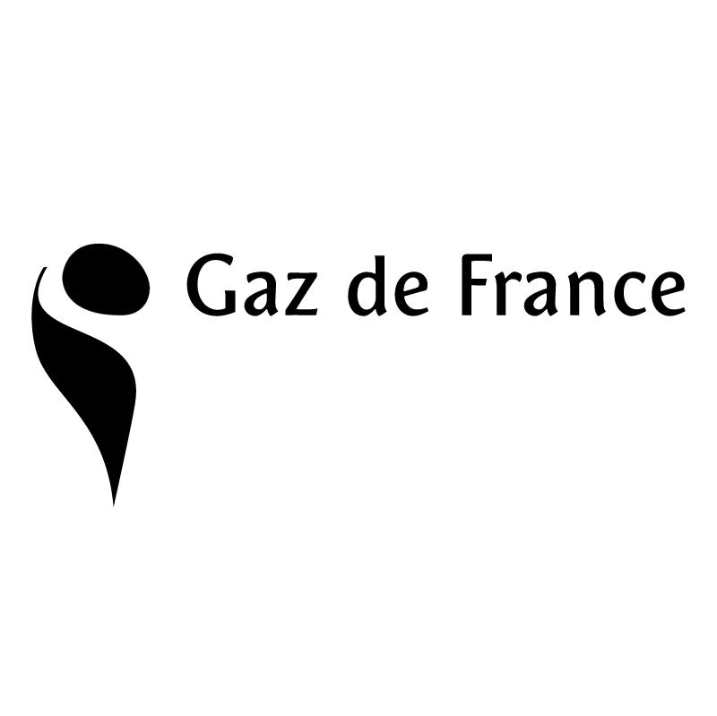 Gaz de France vector