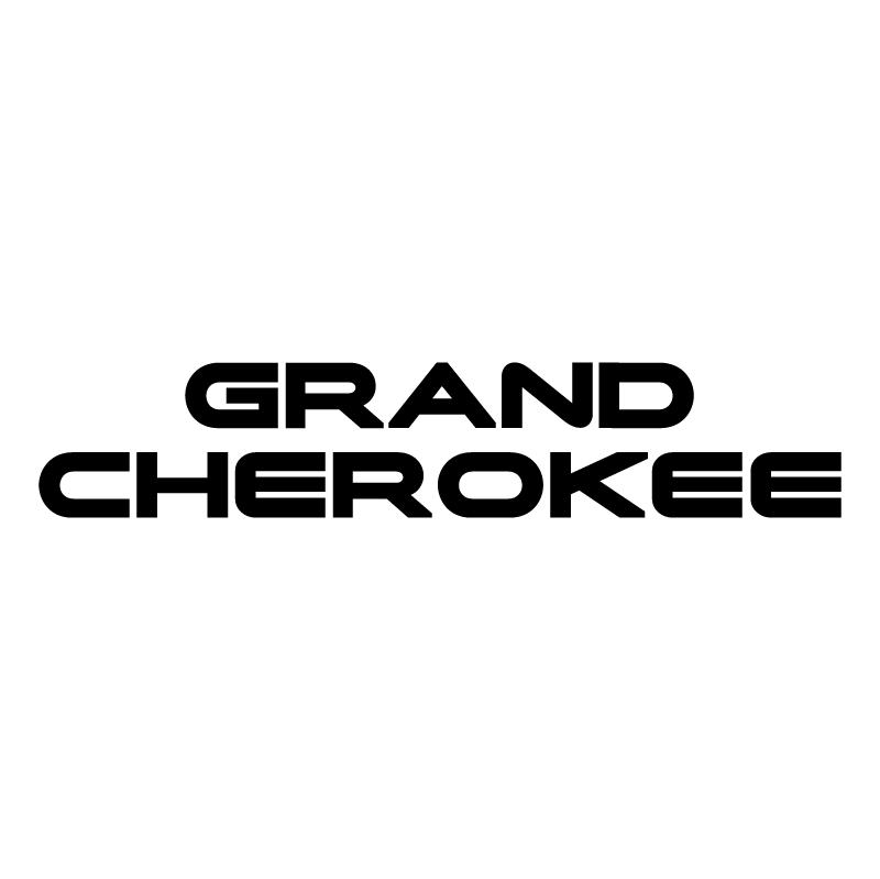 Grand Cherokee vector