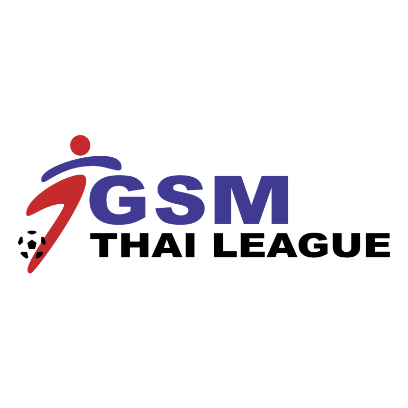 GSM Thai League vector
