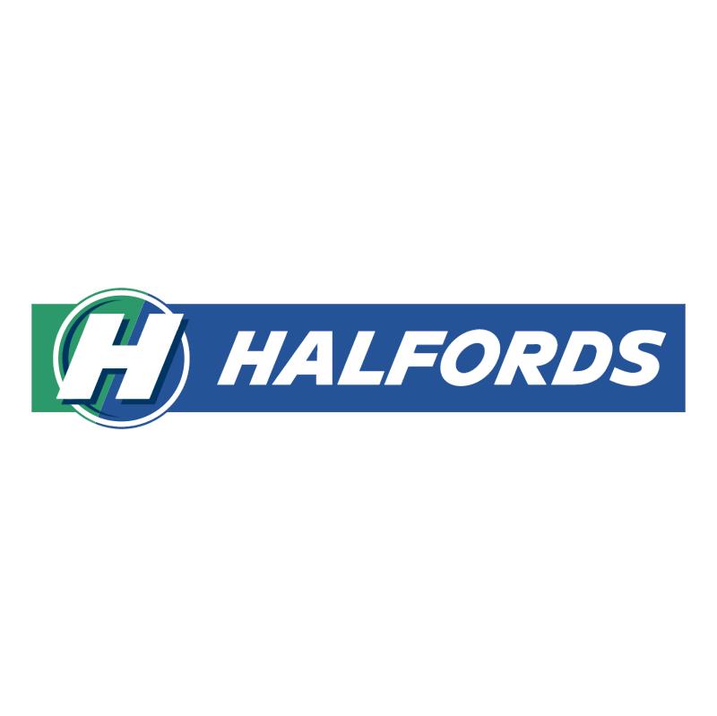 Halfords vector logo