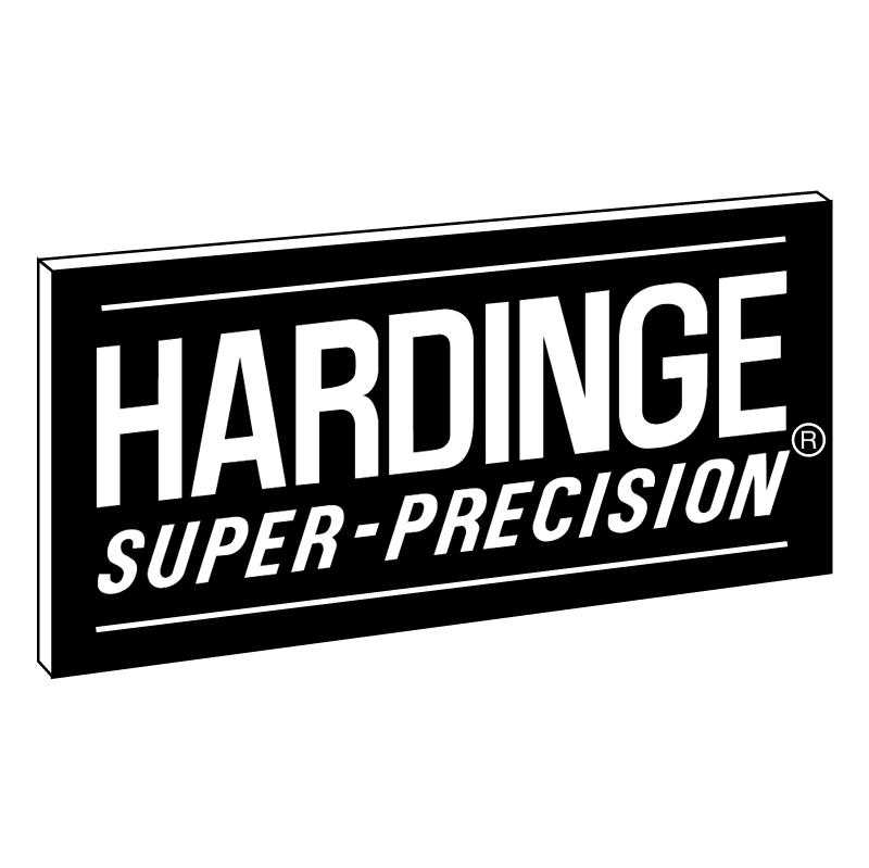Hardinge Super Precision vector logo