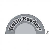 Hello Reader! vector