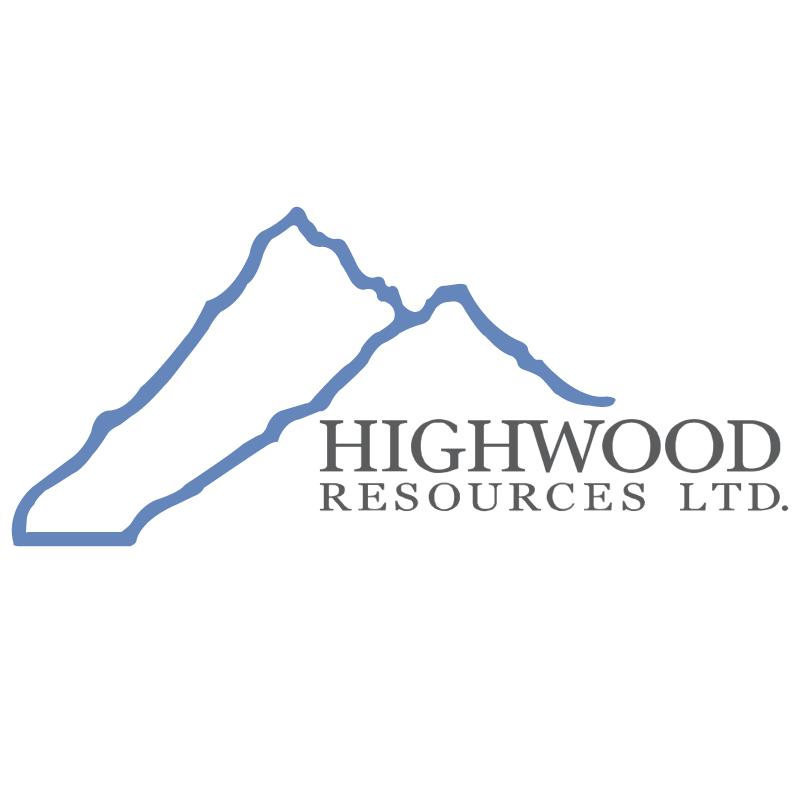 Highwood Resources vector logo