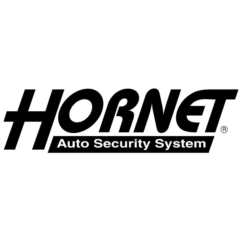 Hornet vector logo