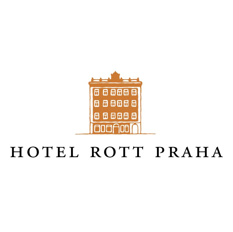 Hotel Rott Praha vector