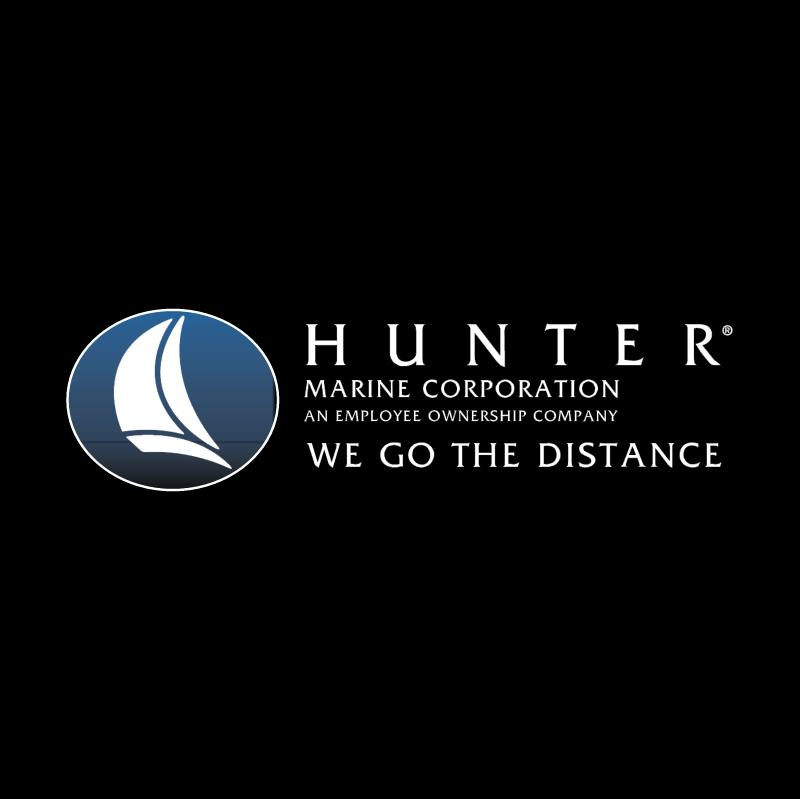 Hunter Marine vector