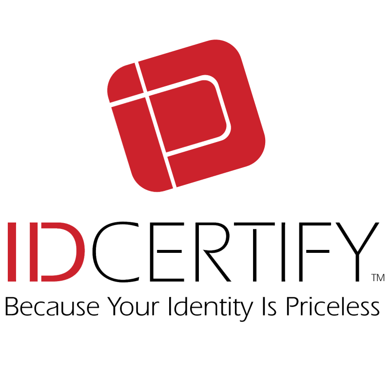 ID Certify vector