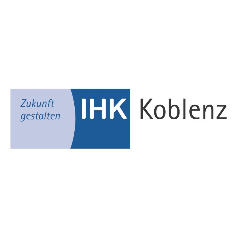 IHK Koblenz vector