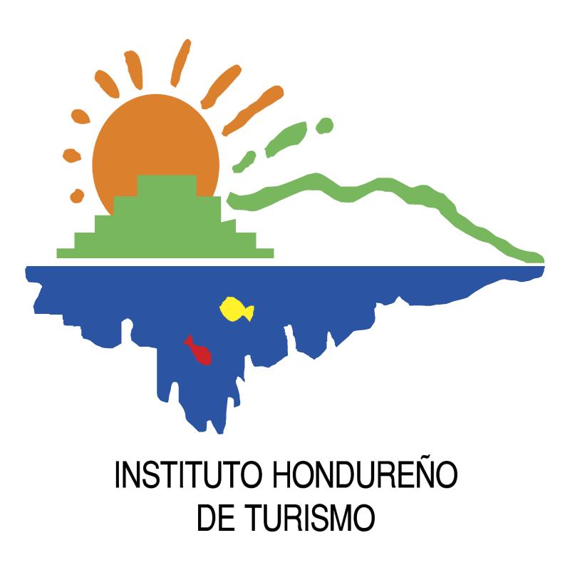 Instituto Hondureno de turismo vector
