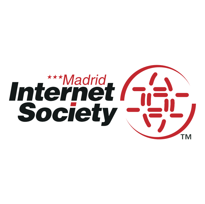 Internet Society Madrid Chapter vector