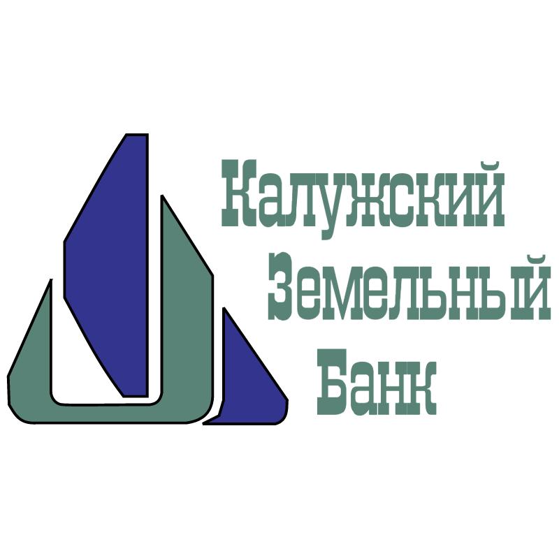 Kalugsky Zemelny Bank vector