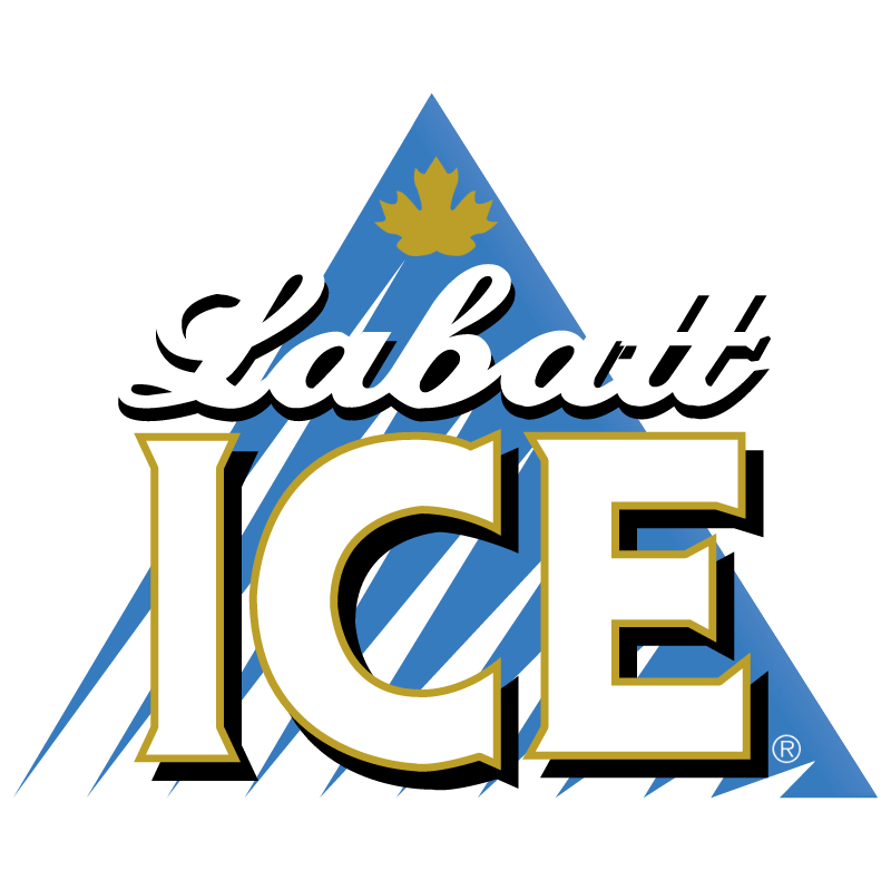 Labatt Ice vector