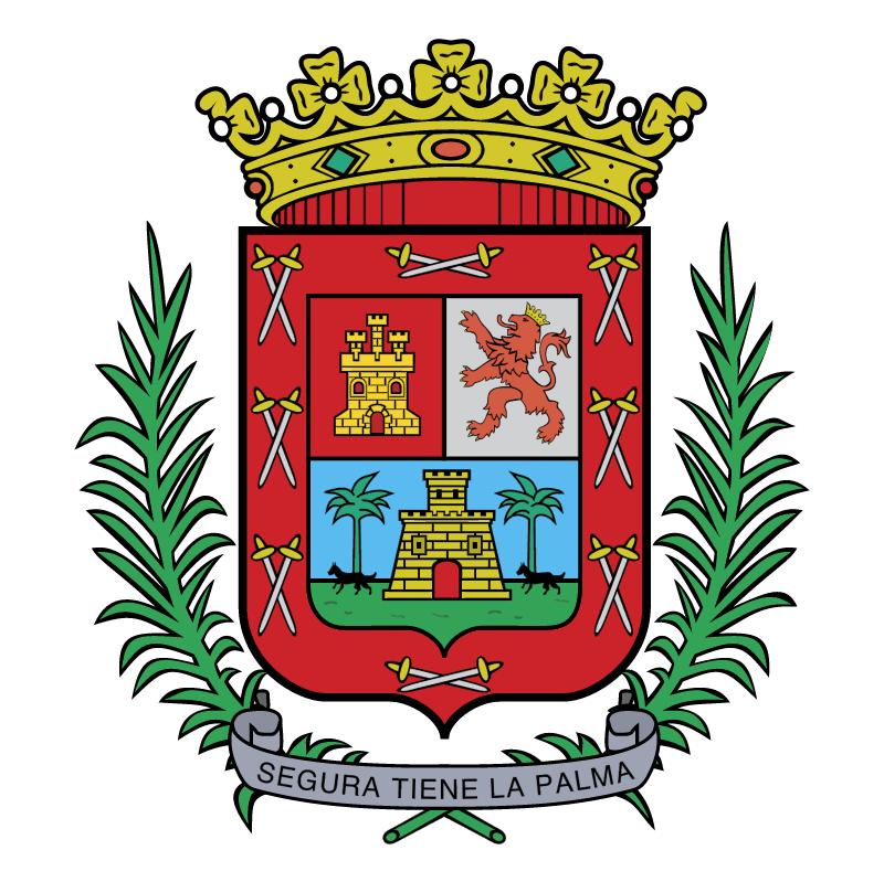 Las Palmas vector logo