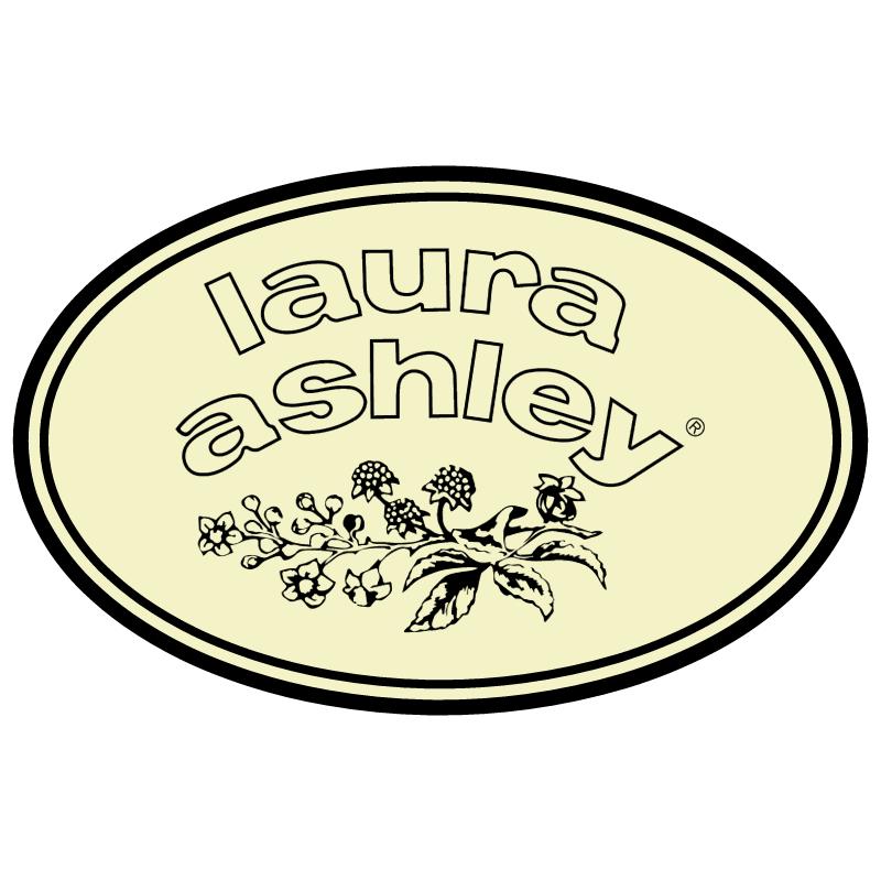 Laura Ashley vector