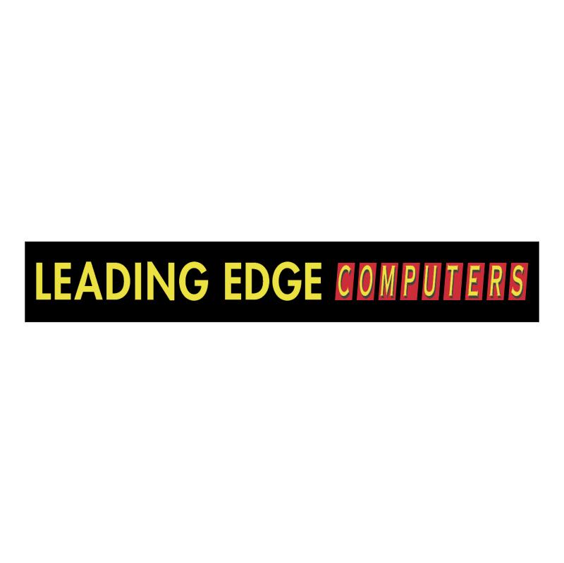 Leading Edge Computers vector