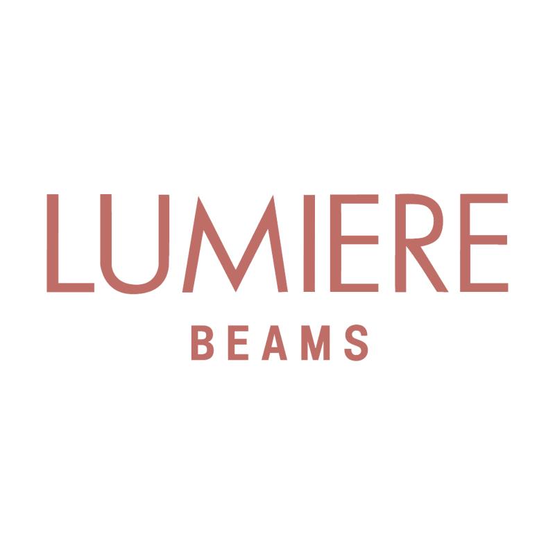 Lumiere Beams vector logo