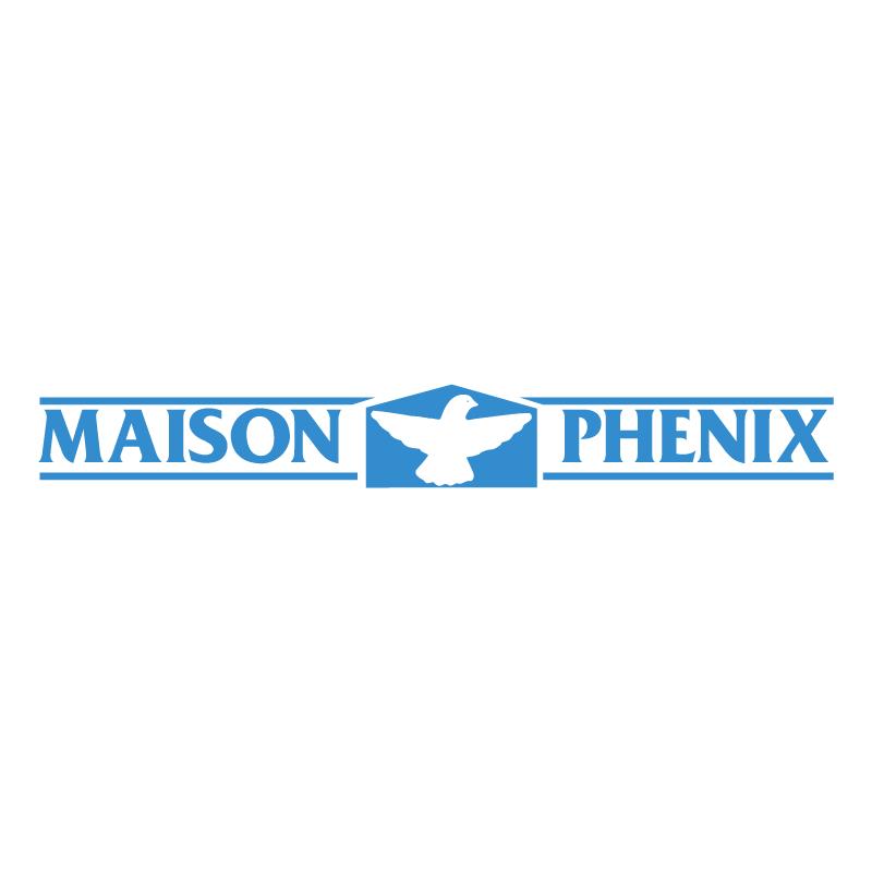 Maison Phenix vector