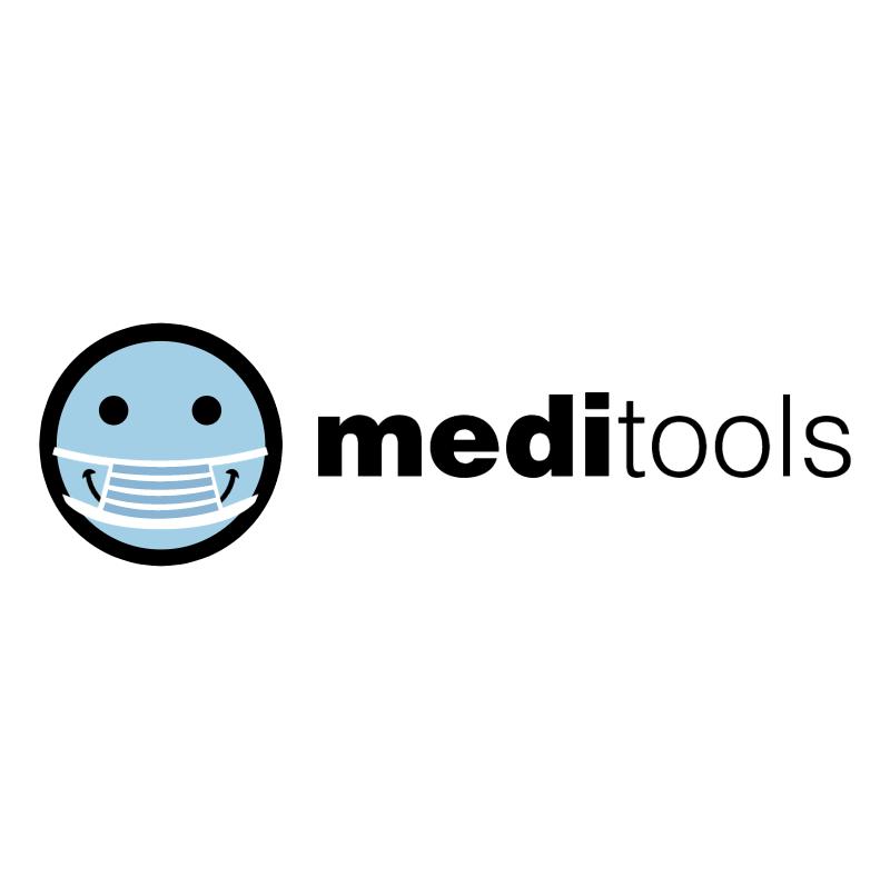 MediTools vector logo