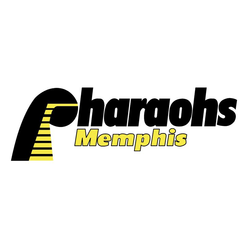Memphis Pharaohs vector