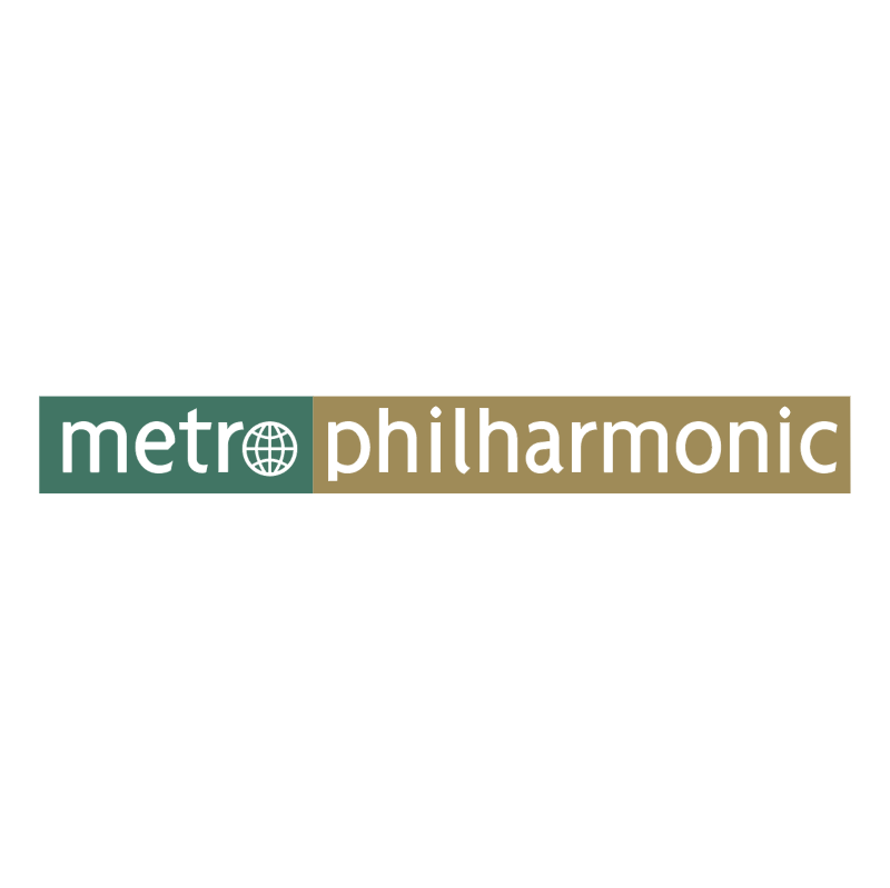 Metro Philharmonic vector logo