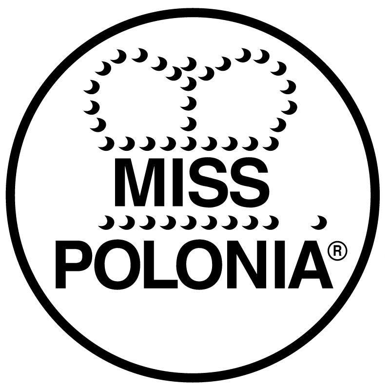 Miss Polonia vector