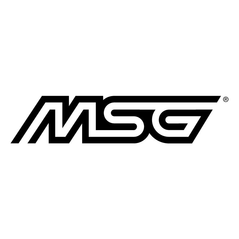 MSG vector logo