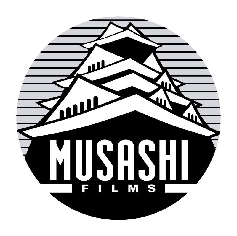 Musashi Films vector logo